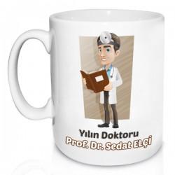 - Kişiye Özel Yılın En İyi Doktoru Kupa Bardak