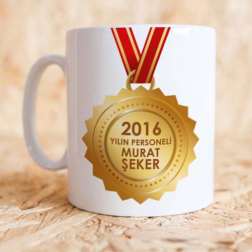 Kişiye Özel Yılın En İyisi Kupa Bardak