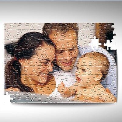 - Kişiye Özel 240 Parça Dikdörtgen Puzzle