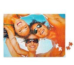Kişiye Özel 99 Parça Dikdörtgen Puzzle - Thumbnail