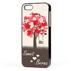 - Kişiye Özel Çifte Kumrular iPhone Kılıf