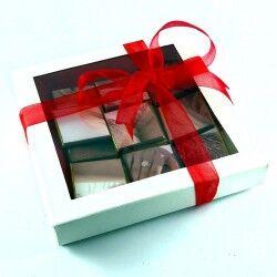 Kişiye Özel Fotoğraflı Puzzle Çikolata - Thumbnail