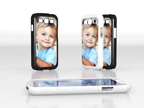Kişiye Özel Fotoğraflı Samsung Galaxy S3 Kılıf