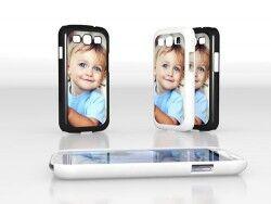 Kişiye Özel Fotoğraflı Samsung Galaxy S3 Kılıf - Thumbnail