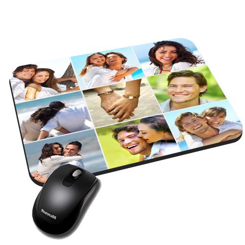 Kişiye Özel Sosyal Medya Mouse Pad