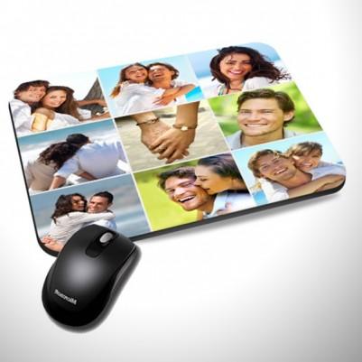 - Kişiye Özel Sosyal Medya Mouse Pad