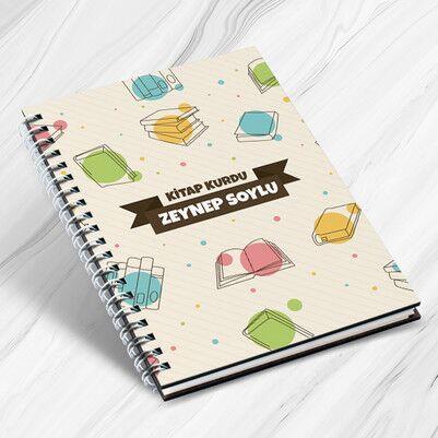 Kitap Severlere Özel Konsept Hediye Kutusu - Thumbnail