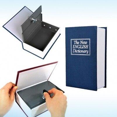 - Kitap Görünümlü Kasa