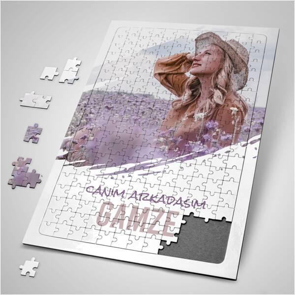 Kız Arkadaşa Hediye Puzzle