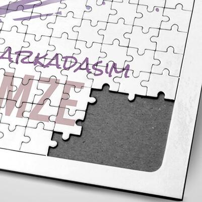Kız Arkadaşa Hediye Puzzle - Thumbnail