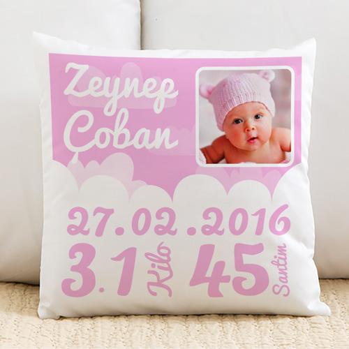 Kız Bebek Doğum Özellikleri Yastık