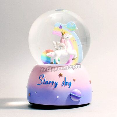 - Kız Bebeklere Özel Kar Küresi K15
