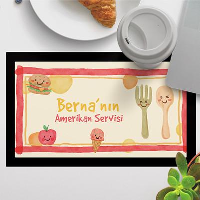 - Kız Çocuklara Hediye Amerikan Servisi