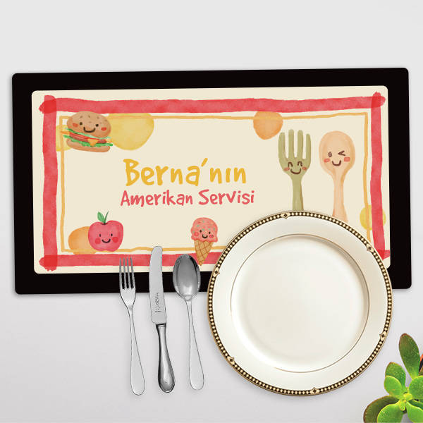 Kız Çocuklara Hediye Amerikan Servisi