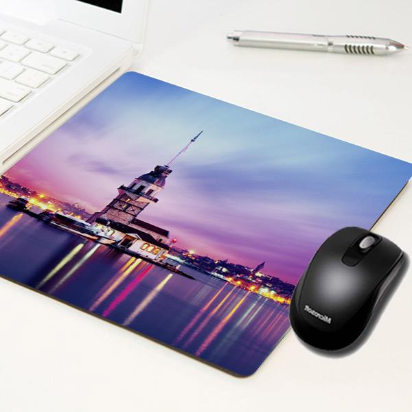 Kız Kulesi Temalı Mousepad