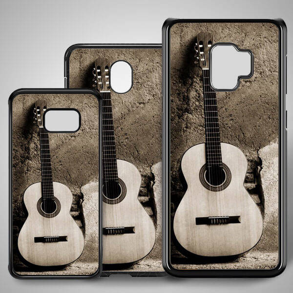 Klasik Gitar Samsung Telefon Kapağı