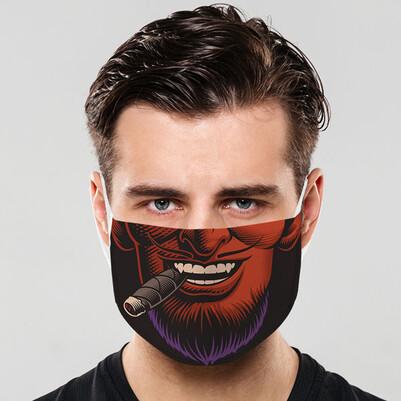 - Kont Tasarım Yıkanabilir Maske