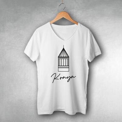 - Konya Tasarımlı Tişört