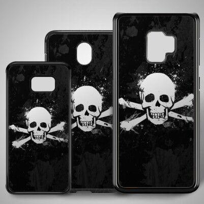 - Korsan Temalı Samsung Telefon Kapağı