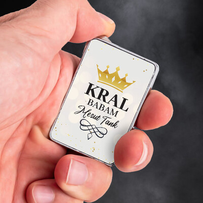 Kral Babam İsimli Çakmak - Thumbnail