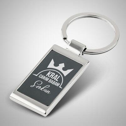 - Kral Babam Metal Anahtarlık