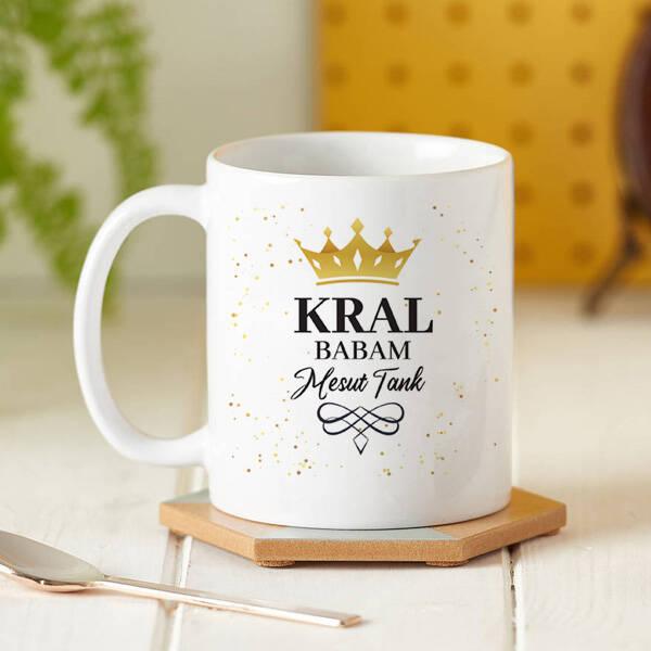 Kral Kayın Pederim Kupa Bardak
