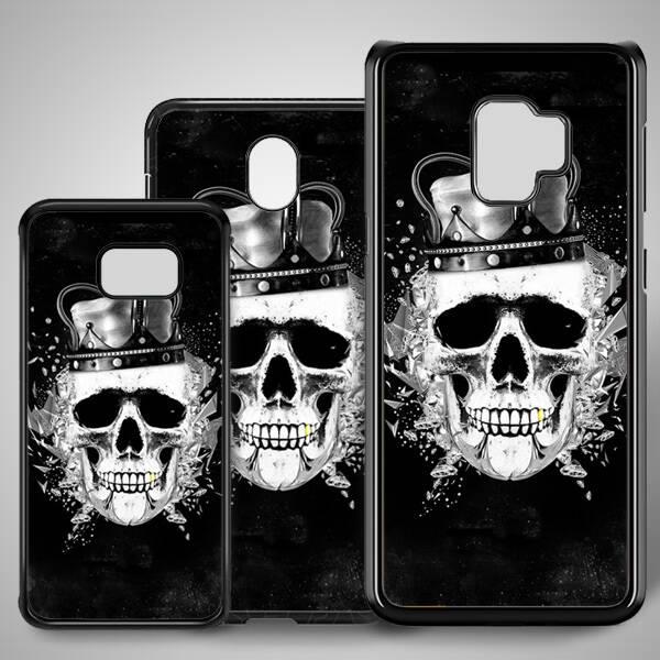 Kral Kuru Kafa Samsung Telefon Kapağı