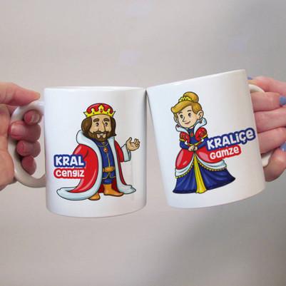 - Kral ve Kraliçe 2'li Sevgili Kupası