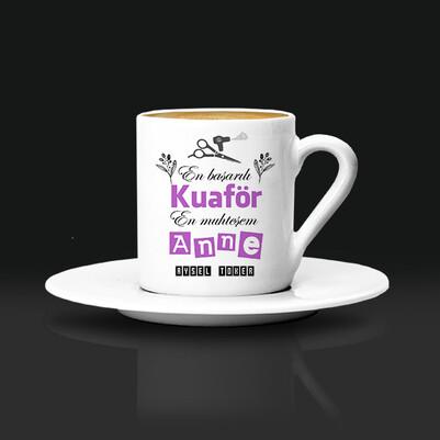 - Kuaför Annelere Hediye Kahve Fincanı