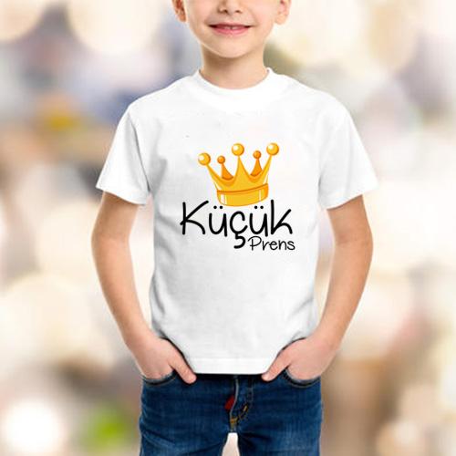 Küçük Prens Erkek Çocuk Tişörtü