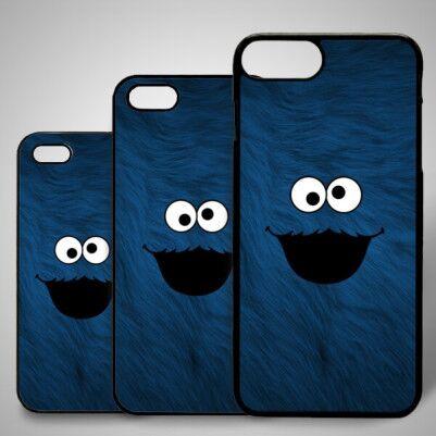 - Kurabiye Canavarı iPhone Telefon Kapağı