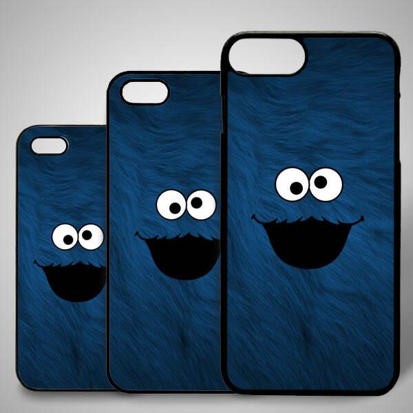 Kurabiye Canavarı iPhone Telefon Kapağı