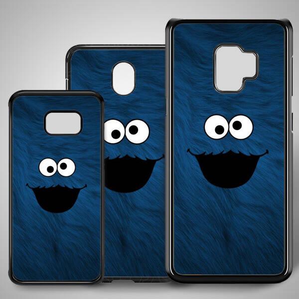 Kurabiye Canavarı Samsung Telefon Kapağı