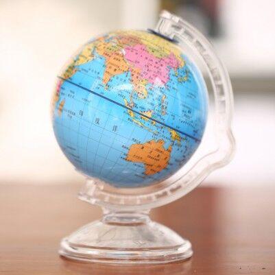 Küre Dünya Haritası Kumbara - Thumbnail