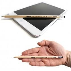 Kurşun Kalemli Dokunmatik Ekran Kalemi - Thumbnail