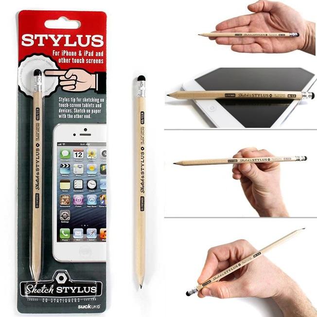 Kurşun Kalemli Dokunmatik Ekran Kalemi