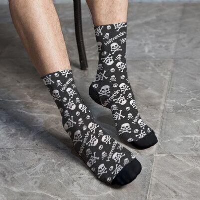 - Kuru Kafa İsme Özel Erkek Çorabı