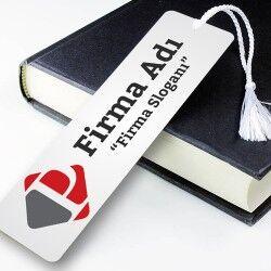 - Kurumsal Firmalara Özel Kitap Ayracı