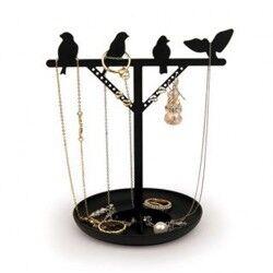 Kuşlar Mücevher Askısı - Thumbnail