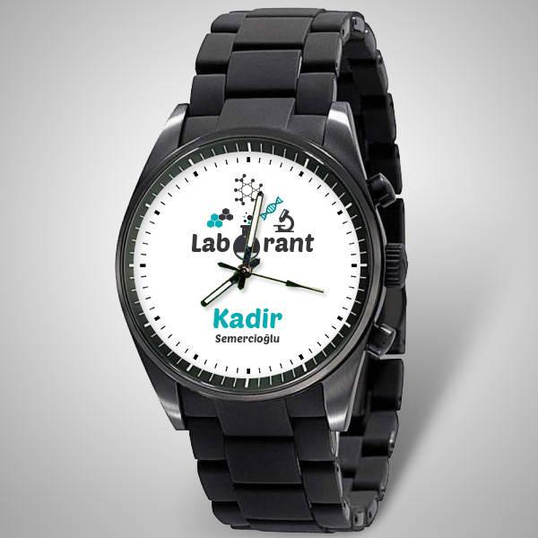Laboranta Hediye Kol Saati