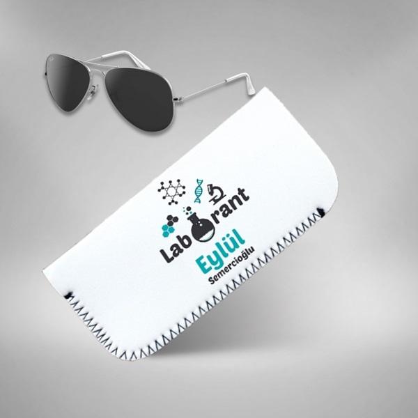 Laborantlara Özel Gözlük Kılıfı