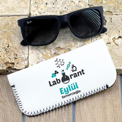 Laborantlara Özel Gözlük Kılıfı - Thumbnail