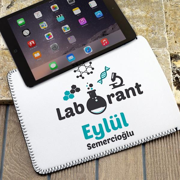 Laborantlara Özel Tablet Kılıfı