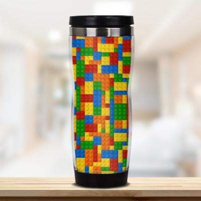 - Lego Tasarımlı Termos Bardak