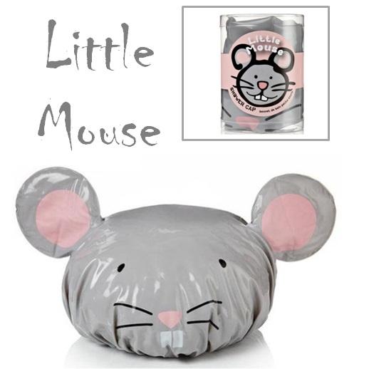 Little Mouse - Fare Duş Bonesi