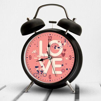 Love Romantik Çalar Saat - Thumbnail