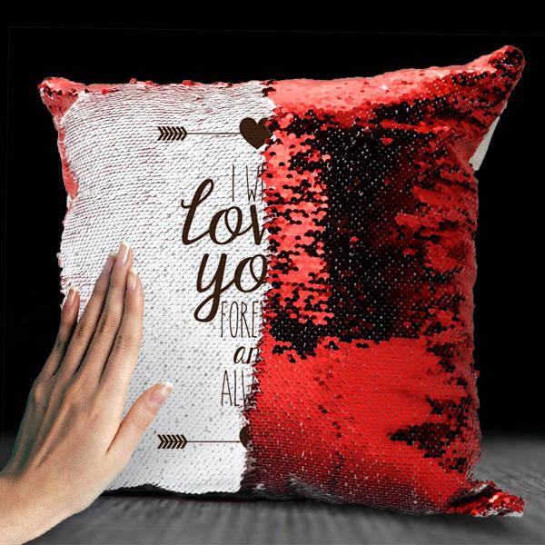 Love Sevgililere Özel Sihirli Yastık