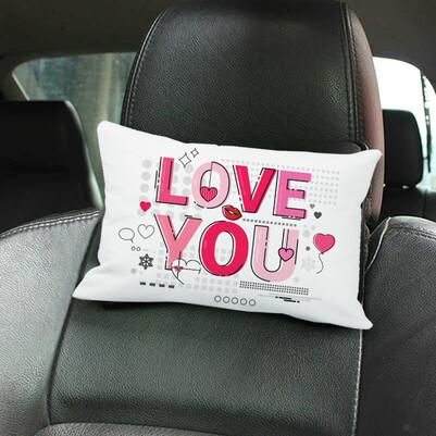 - Love Tasarım Araç Koltuk Yastığı