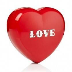 Love Yazılı Kalp El Kremi