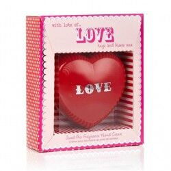 Love Yazılı Kalp El Kremi - Thumbnail